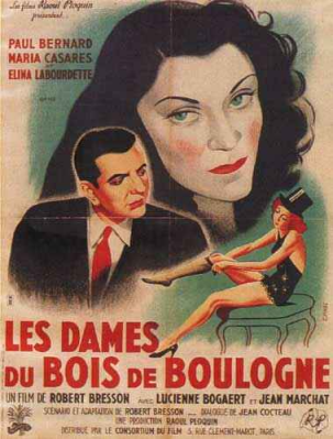 Les Dames du Bois de Boulogne (Sept. 21, 1945)