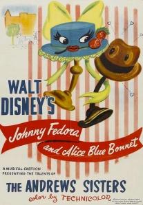 Johnny Fedora and Alice Blue Bonnet