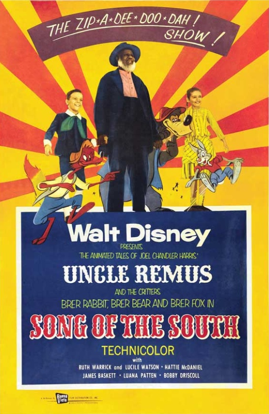 Song of the South (Nov. 12, 1946) | OCD Viewer  Song of the Sou...