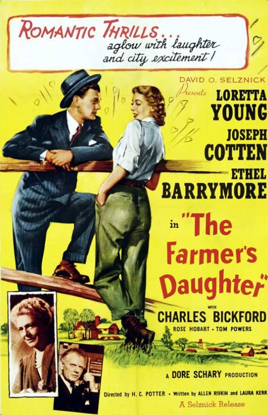 Traveling Salesman And Farmer S Daughter