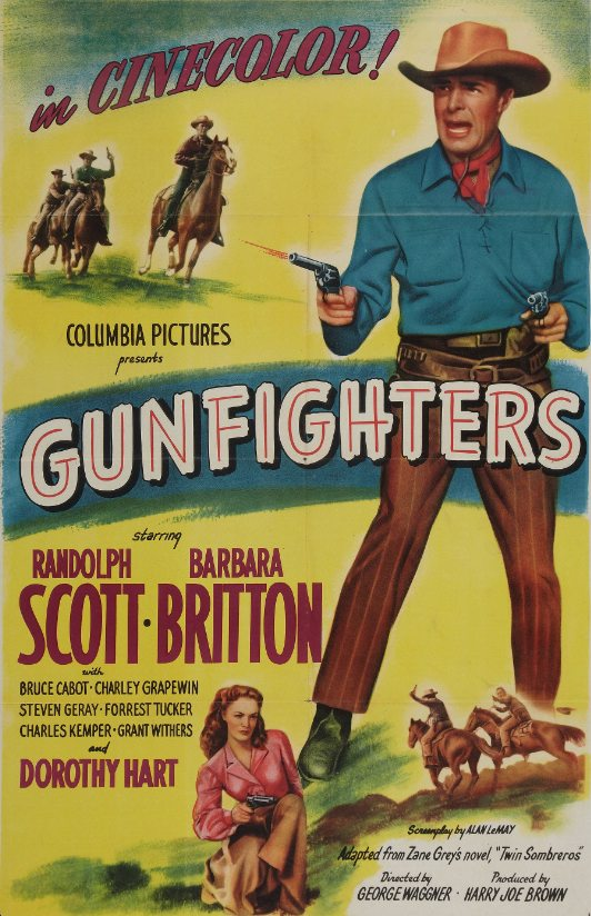 Gunfighters Film Poster