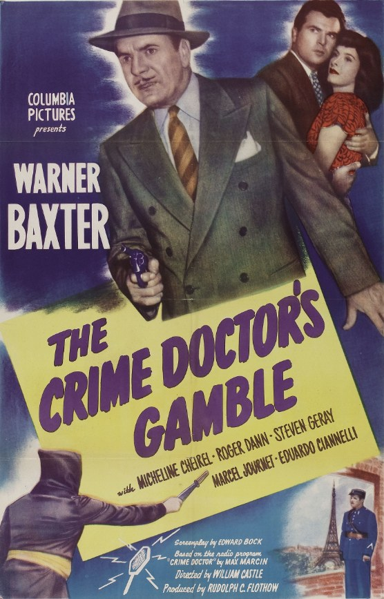 Crime Doctor's Gamble