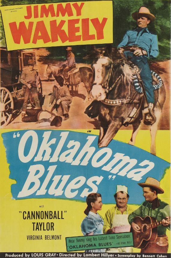 Oklahoma Blues