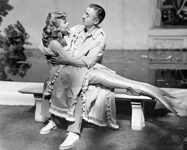 William Powell And Myrna