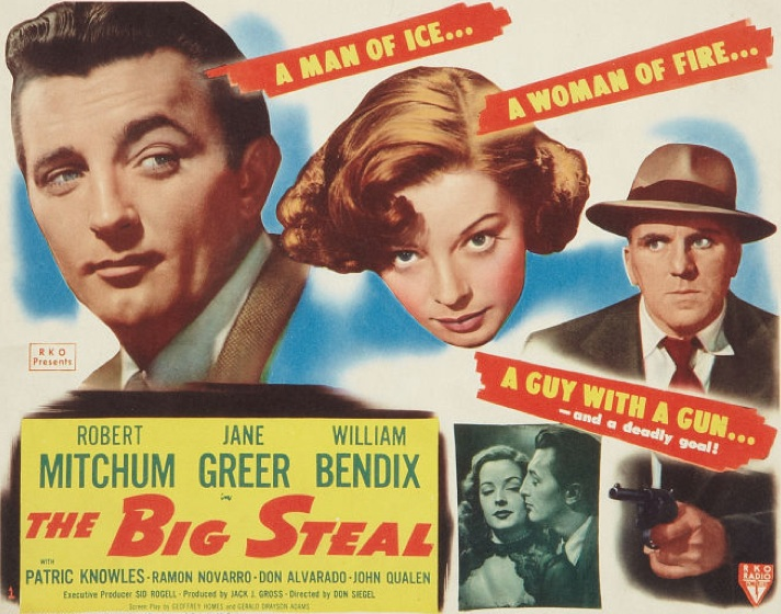 The Big Steal (July 9, 1949) | OCD Viewer