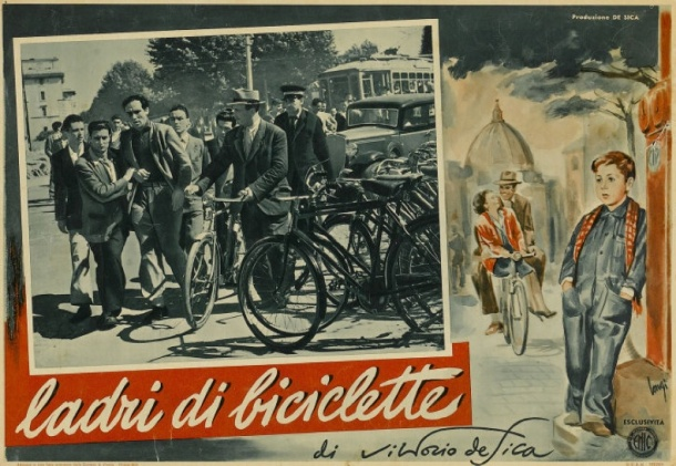 Ladri di biciclette