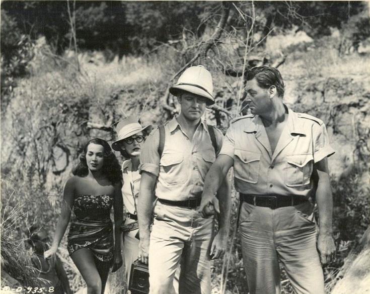 Image result for jungle jim 1948