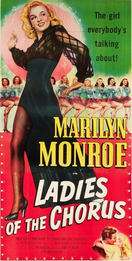 Ladies of the Chorus 1952