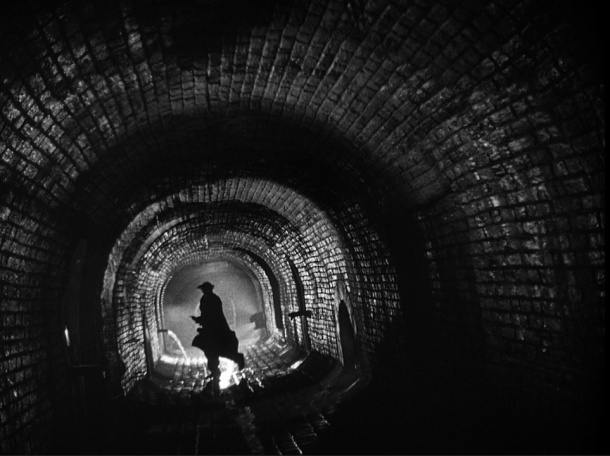 Third Man sewers