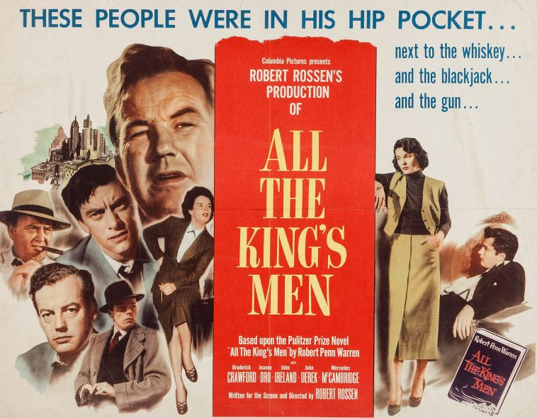 All the King's Men (Nov. 8, 1949) | OCD Viewer