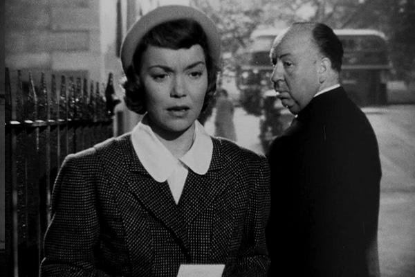 Hitchcock cameo