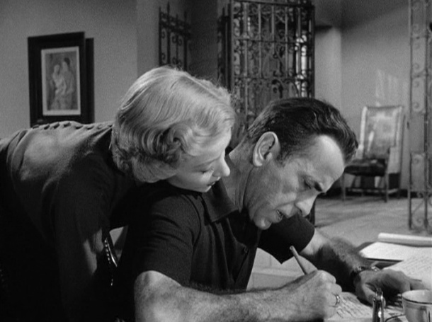 Bogart and Grahame