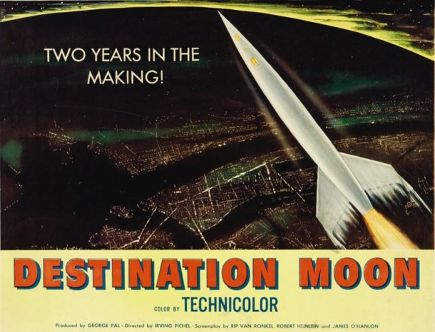Destination Moon