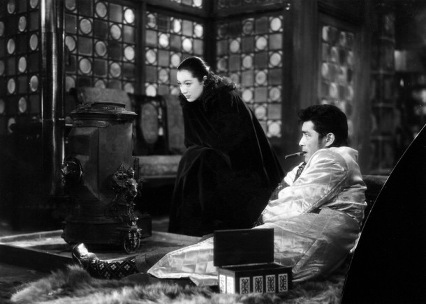 Hara and Mifune