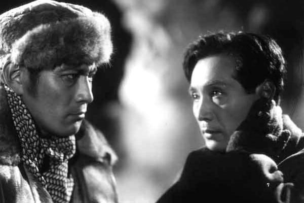 Mifune and Masayuki Mori